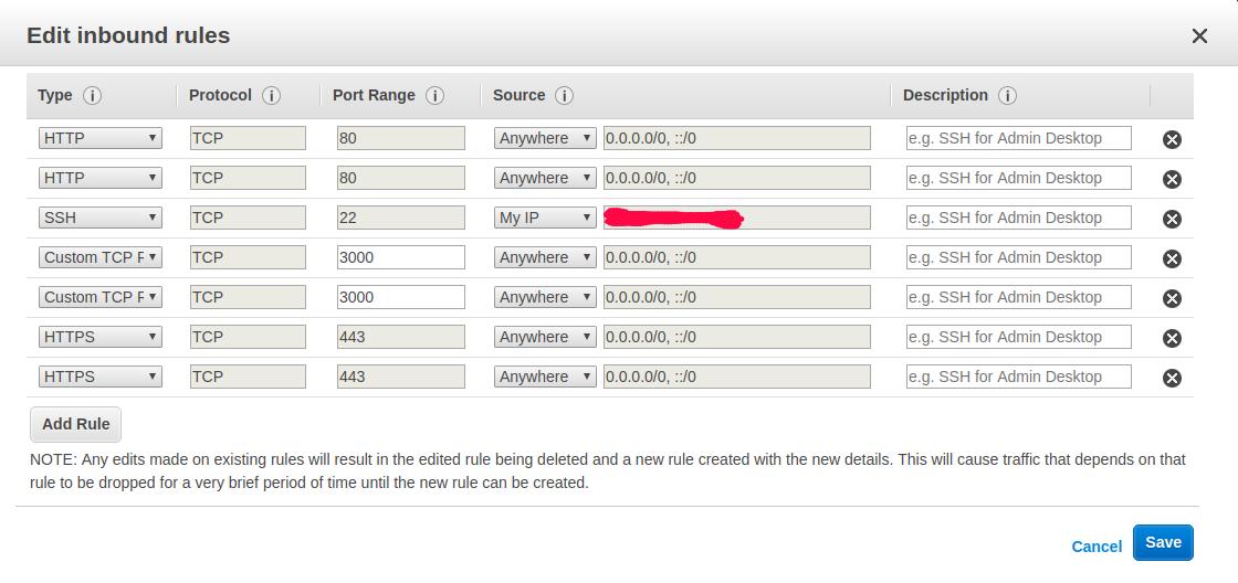 Instalar y configurar Nginx junto a NodeJS